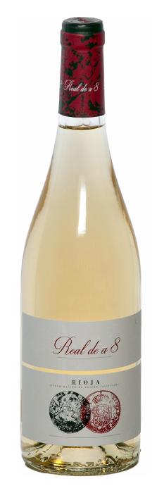 Vino Blanco Rioja | Real de a 8 Blanco