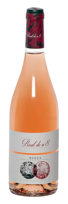 Vino Rosado Rioja | Real de a 8 Rosado