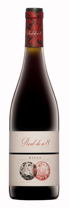 Vino Tinto Rioja | Real de a 8 Tinto